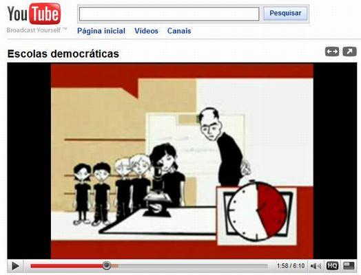Escolas Democráticas