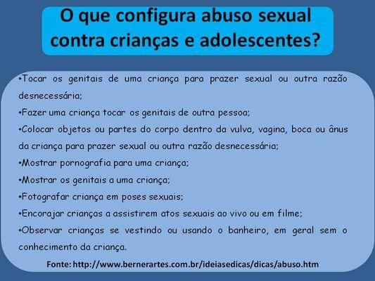 Evitar o perpetrador em abuso sexual
