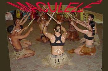Dança - Maculelê