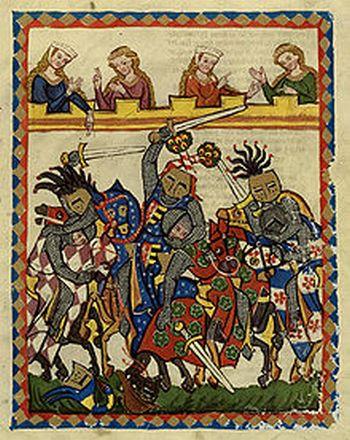 Torneio Medieval 2