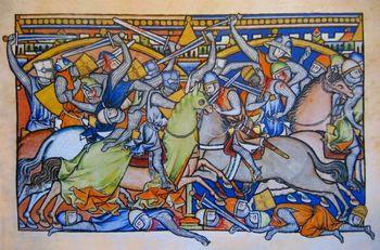 Torneio Medieval 3