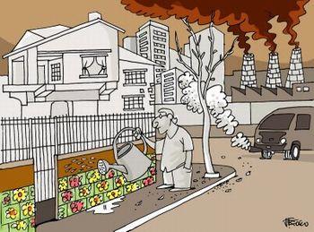 Dilemas ambientais urbanos