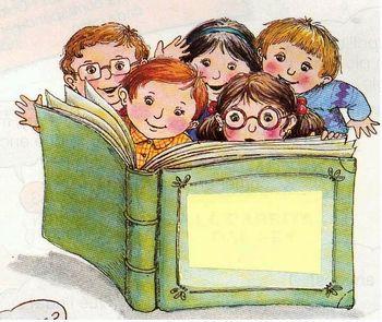 alunos lendo