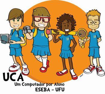 Alunos UCA - grupo
