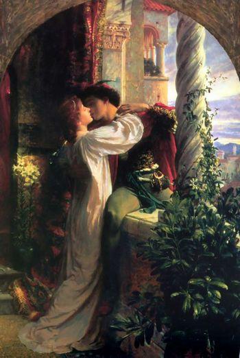 Encontro de Romeu e Julieta