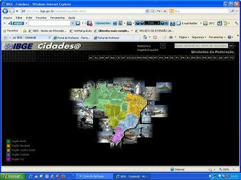 IBGE CIDADES 2