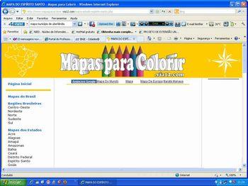 site para colorir