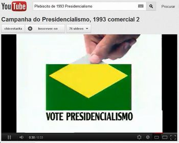 Presidencialismo 2