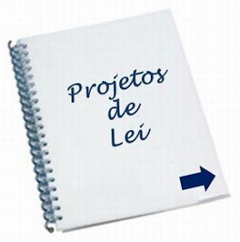 projeto de lei - caderno