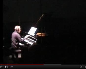 Imagem do vídeo John Cage
