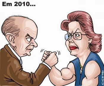Charge dilma