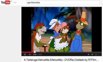A tartaruga Manuelita - filme