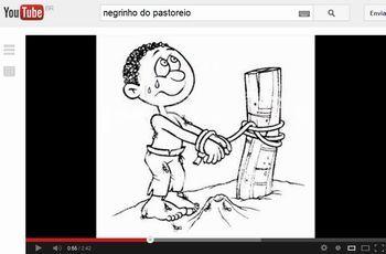Negrinho do pastoreio - video