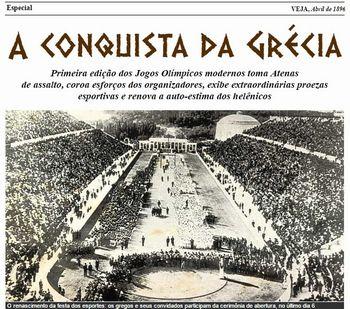 A conquista da Grecia