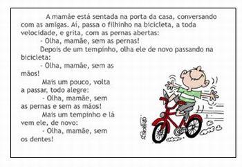 piada bicicleta